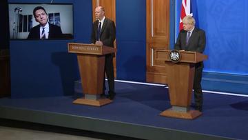 Anglia opóźnia luzowanie restrykcji. Premier wyjaśnia