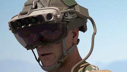 Microsoft wygrał przetarg na headsety AR IVAS dla amerykańskiej armii