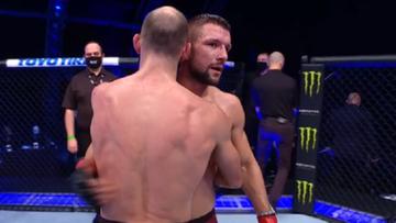 UFC: Jan Błachowicz skomentował werdykt w debiucie Mateusza Gamrota