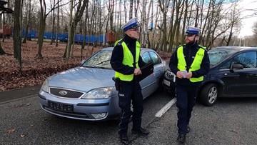 Policja na Śląsku pomoże omijać korki. Pierwsza w Polsce