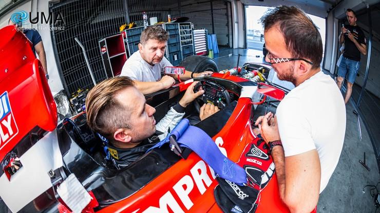 Mistrzostwa Europy FIA EHC: Polak po pierwszych testach na torze Slovakiaring