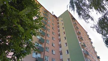 1,5-roczne dziecko wypadło z balkonu na trzecim piętrze