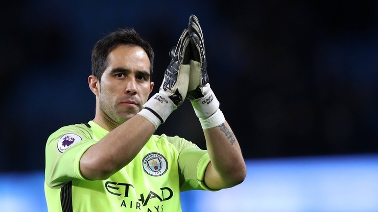 Premier League: Claudio Bravo odszedł z Manchesteru City
