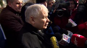 """""""Potencjalny zamachowiec nie wybiera dni tygodnia"""". Rzeczniczka PiS ws. kosztów ochrony Kaczyńskiego"""