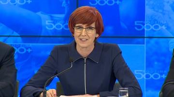 """Rafalska: program 500+ na najbliższym posiedzeniu Sejmu. """"Będzie podręcznik dla samorządów"""""""