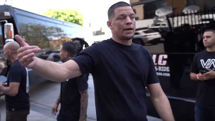 Diaz wściekły na UFC