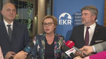 """Co z 58 mld euro dla Polski? Europosłowie PiS """"zawiedzeni postępowaniem KE"""""""