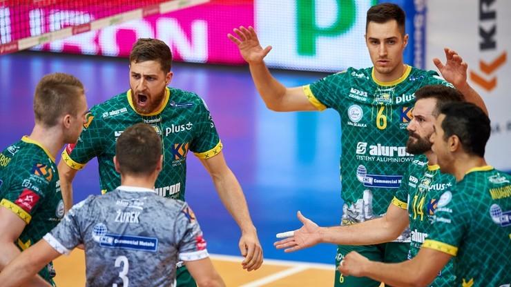 PlusLiga: Aluron CMC Warta Zawiercie - Jastrzębski Węgiel. Transmisja w Polsacie Sport