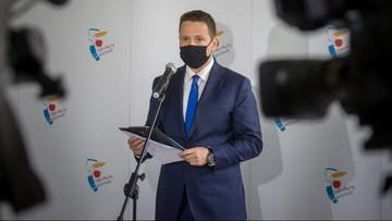 Trzaskowski ujawnił majątek. 48 tys. zł oszczędności i mieszkanie