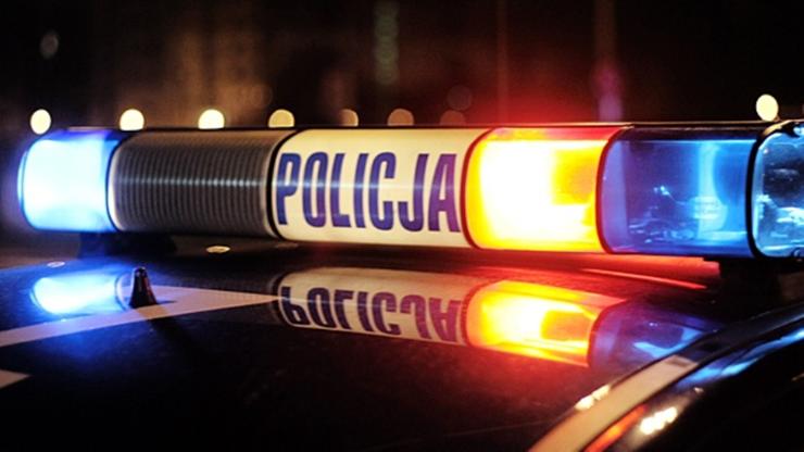 Rajd Polski: Samochód wypadł z drogi i uderzył w dwie osoby