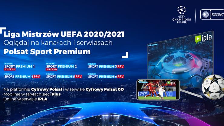Polsat Sport Premium oraz IPLA pokażą wszystkie mecze fazy pucharowej Ligi Mistrzów i Ligi Europy UEFA