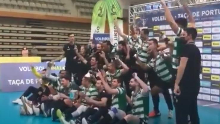 Sporting wywalczył Puchar Portugalii po raz pierwszy od 26 lat!