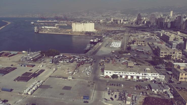 Wybuch w porcie w Bejrucie. Premier i byli ministrowie z zarzutami