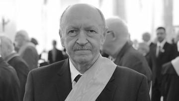 Nie żyje prof. Andrzej Pityński, twórca Pomnika Katyńskiego w Jersey City