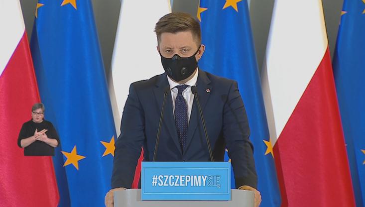 Zmniejszone dostawy szczepionek do Polski. Nowy harmonogram