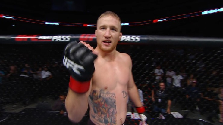 UFC 249: Gaethje wygrał krwawą wojnę z Fergusonem. Wyniki gali