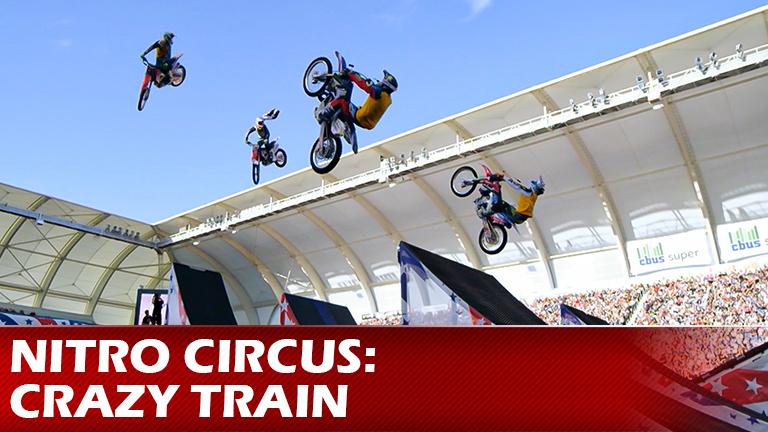 Nitro Circus: Crazy Train