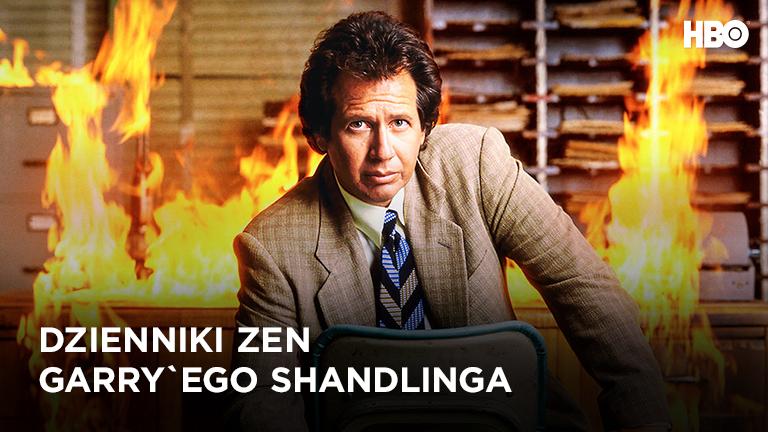Dzienniki Zen Garry'ego Shandlinga