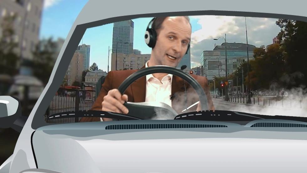 Kołcz Julian - Nowość w sieci! Wirtualny kurs na prawo jazdy!