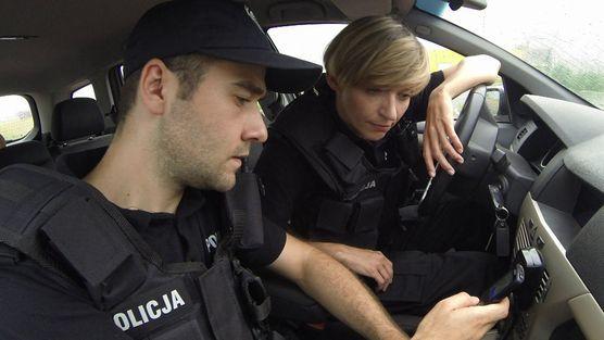 Policjantki i policjanci - Odcinek 8