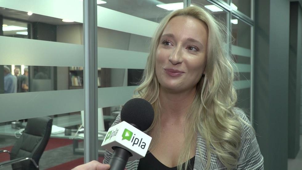"""Marta Jarczewska o kulisach serialu """"Ślad"""""""