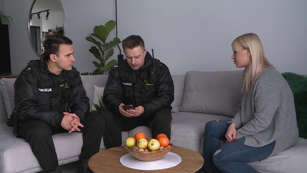 Policjantki i Policjanci - Odcinek 755