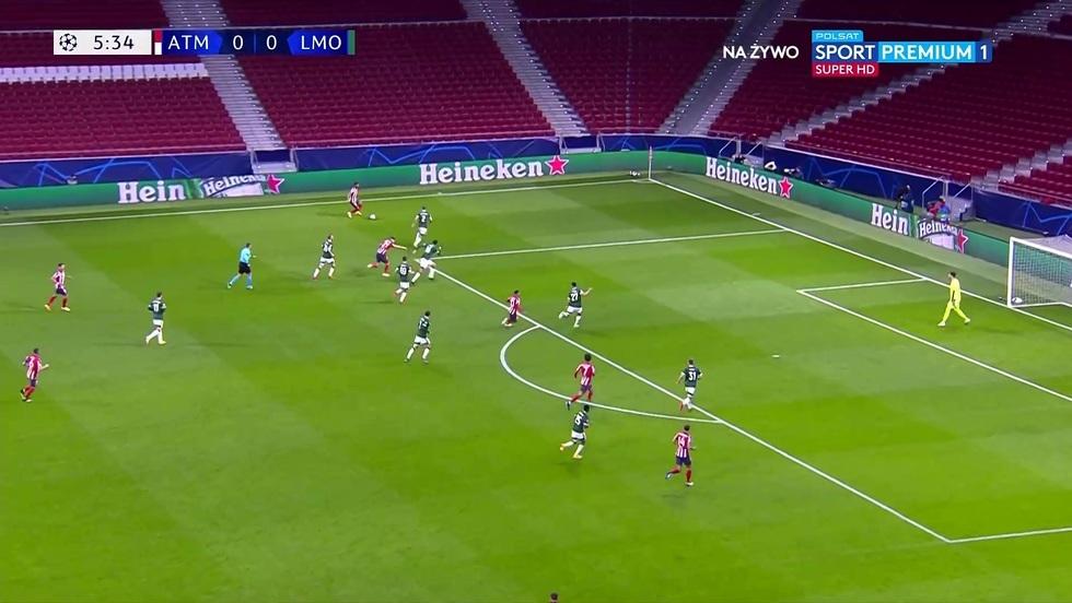 Atletico Madryt - Lokomotiw Moskwa