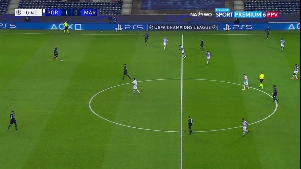 FC Porto - Olympique Marsylia