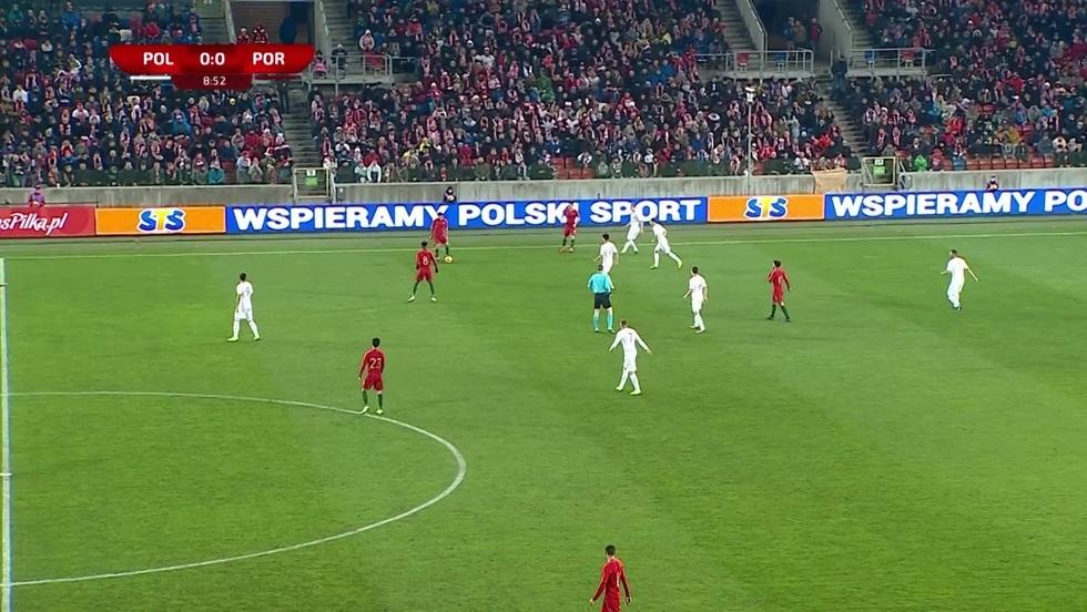 Polska U21 - Portugalia U21