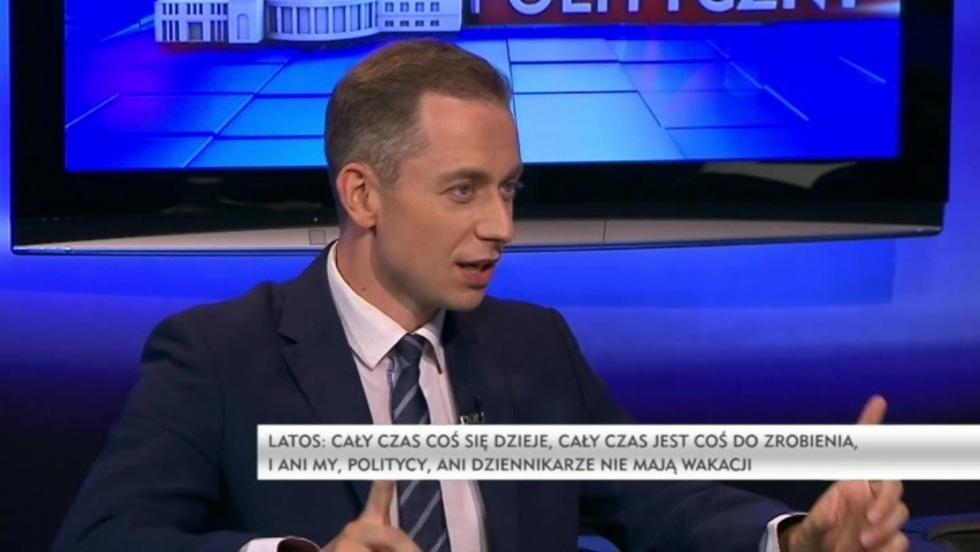 Salon Polityczny - Monika Rosa, Tomasz Latos, Cezary Tomczyk