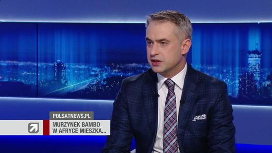 Gość Wydarzeń - Krzysztofem Gawkowskim