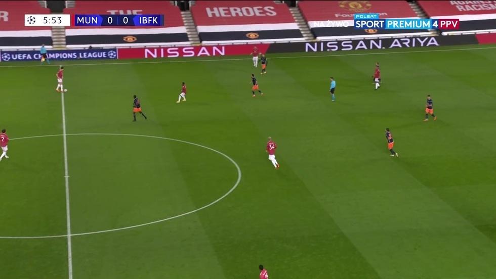 Manchester United - Istanbul Basaksehir