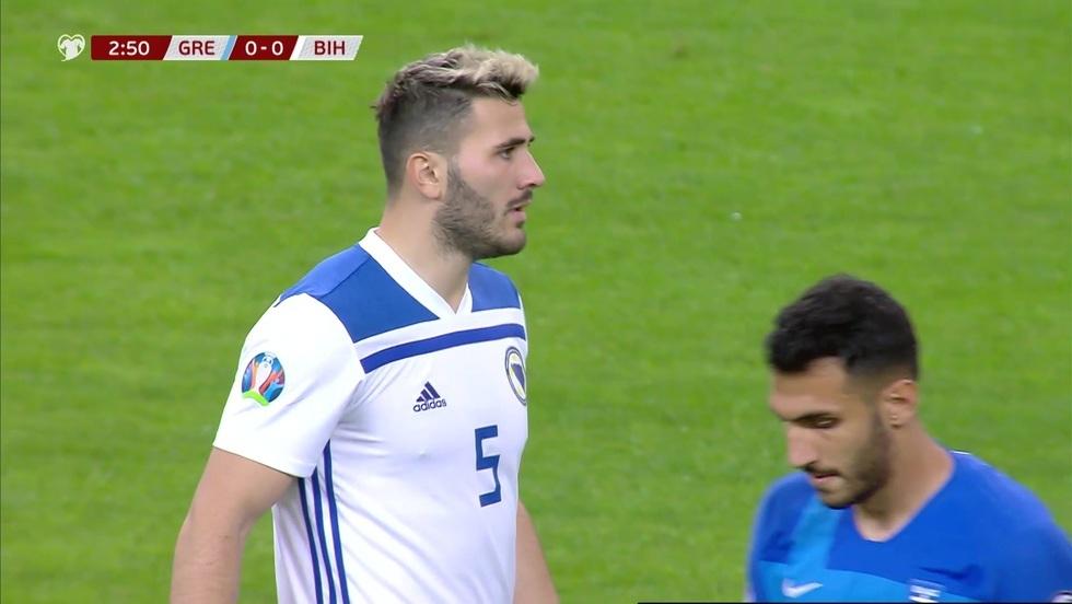 Grecja - Bośnia i Hercegowina