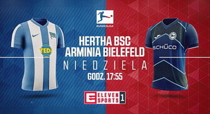 Hertha - Arminia (zapowiedź)