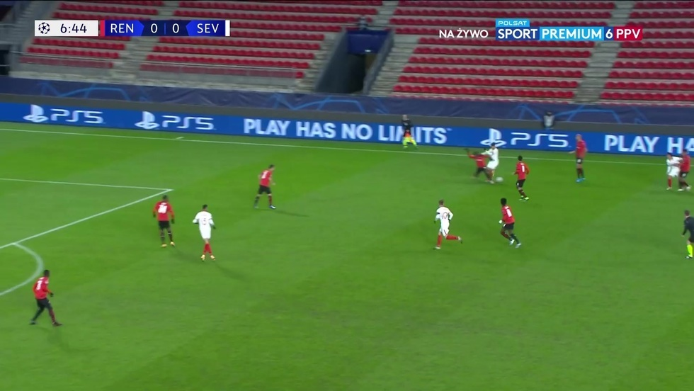 Stade Rennais - Sevilla FC