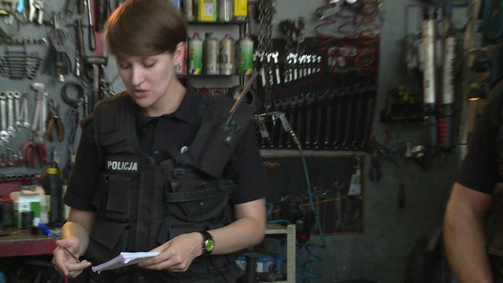 Policjantki i policjanci - Odcinek 109