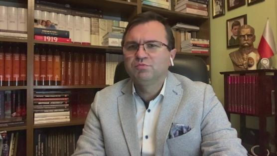 Gość Wydarzeń - Krzysztof Śmiszek, Zbigniew Girzyński