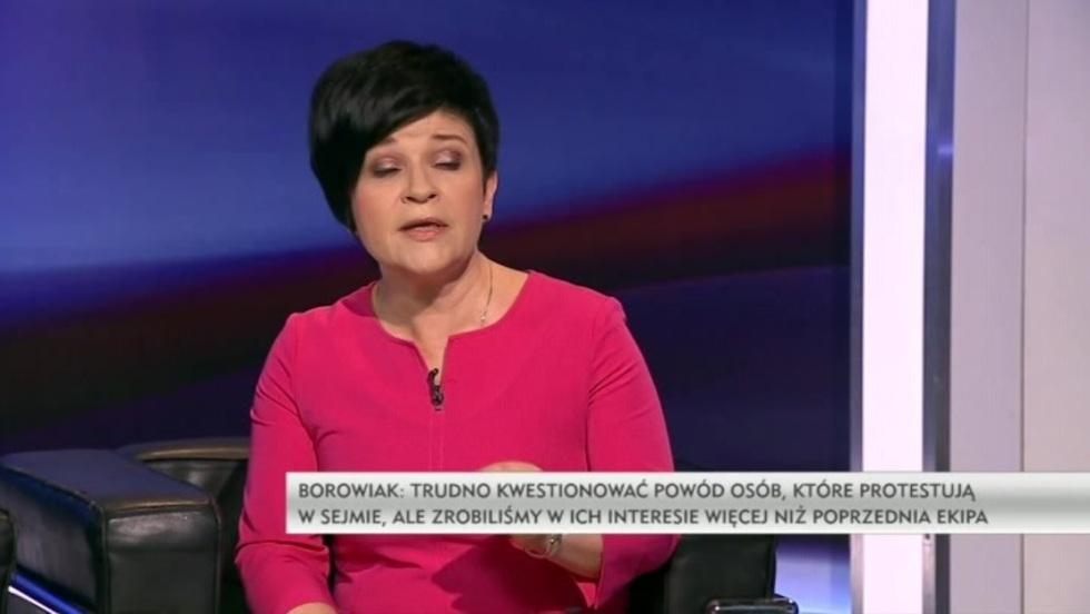 Salon Polityczny - Joanna Borowiak, Joanna Augustynowska