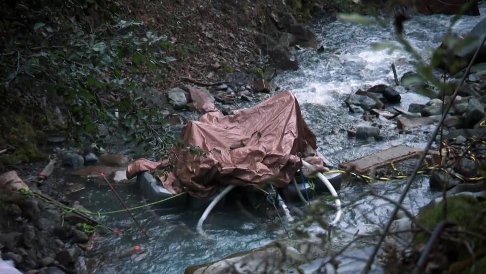 Gorączka złota: Rzeka skarbów III - Odcinek 13