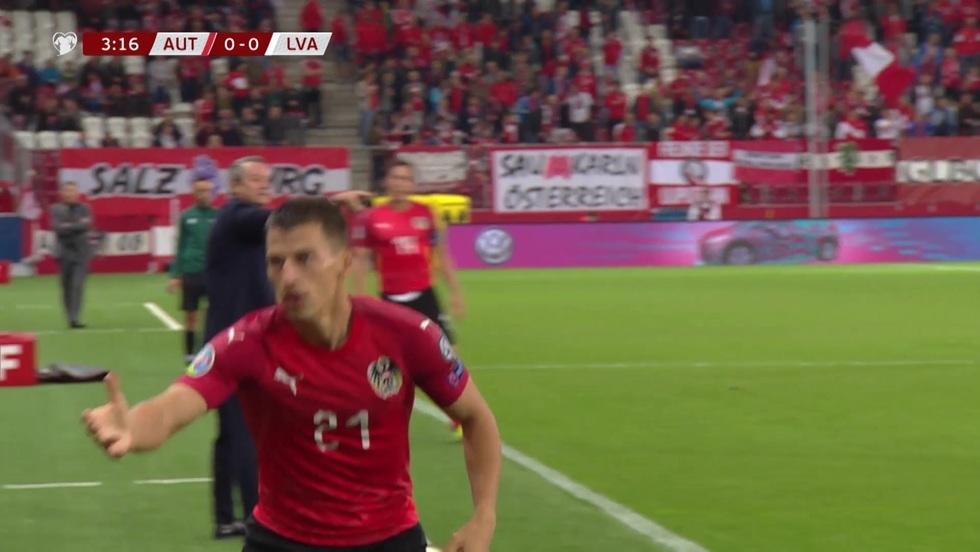 Austria - Łotwa