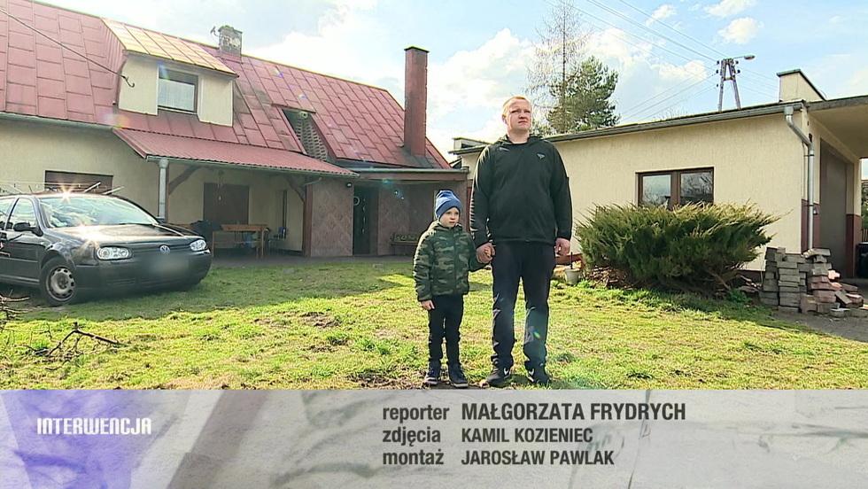 Interwencja - Walczy o brata. 8-letni Marcel ma tylko jego