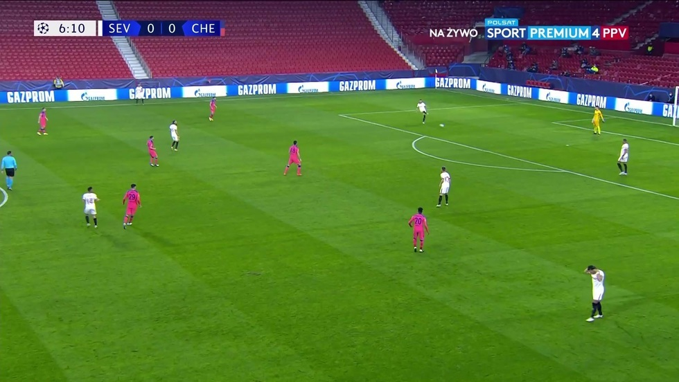 Sevilla FC - Chelsea Londyn