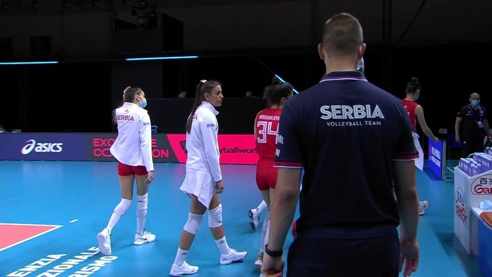 Japonia - Serbia
