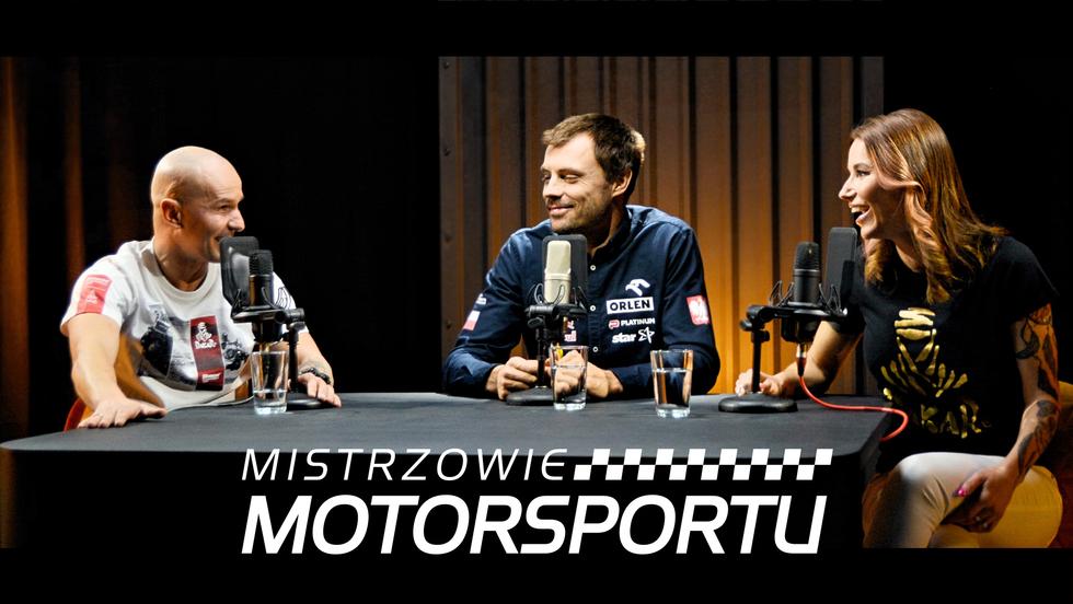 Mistrzowie Motorsportu - Kuba Przygoński