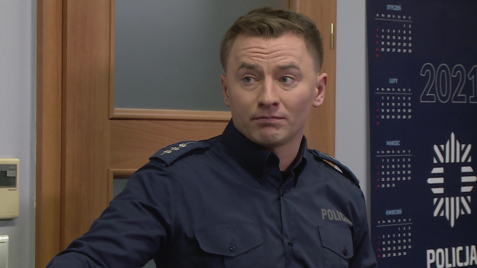 Policjantki i Policjanci - Odcinek 731
