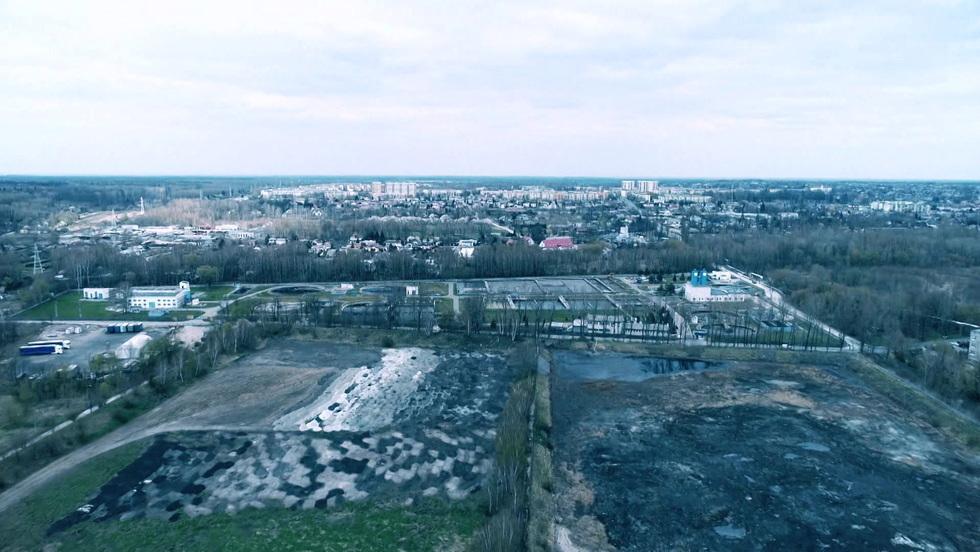 Państwo w państwie - 60-tysięczne miasto leżące na ekologicznej bombie!