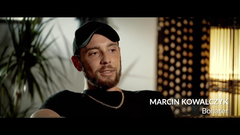 """Zobacz kulisy filmu """"Jak zostałem gangsterem. Historia prawdziwa"""" - Marcin Kowalczyk"""