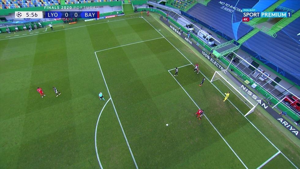 Olympique Lyon - Bayern Monachium 4K